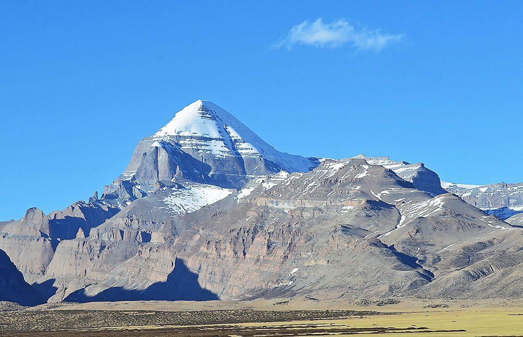 Giri Yoga Shiva Shakti Giri - Berg Kailash